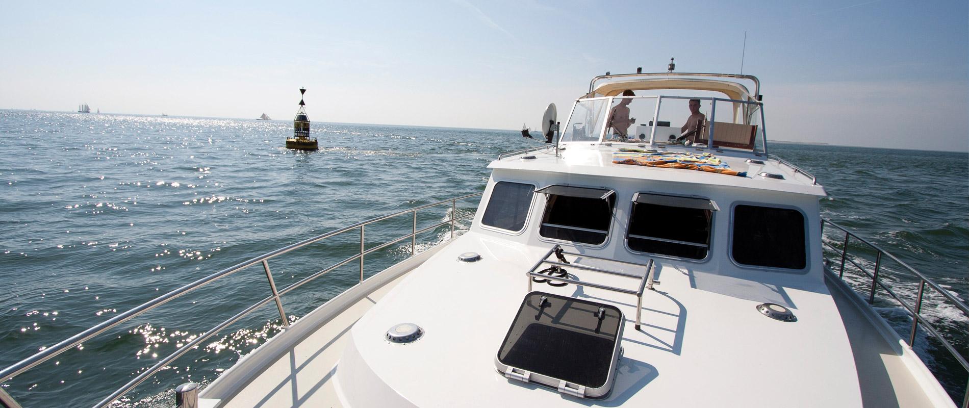 Vaarvakantie - Boot huren - GJS   HW Yachtcharter